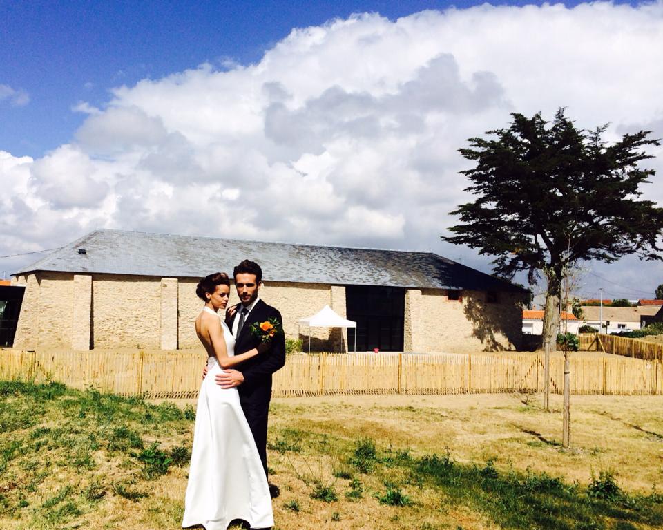 Mariage aux Sables d'Olonne - La Salorge